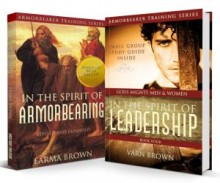 Armor bearer Training Series (2 book set) In the Spirit of Armorbearing and In the Spirit of Leadership